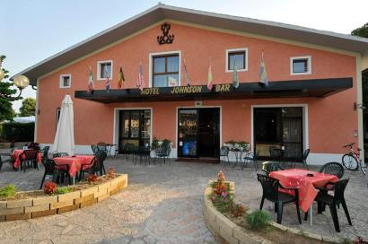 Hotel Johnson<br/>Peschiera del Garda